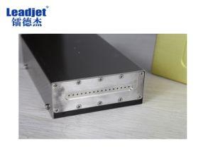 Una máquina de marcado de puntos200 Fecha de impresión de logotipo de la madera de impresoras Ink-Jet