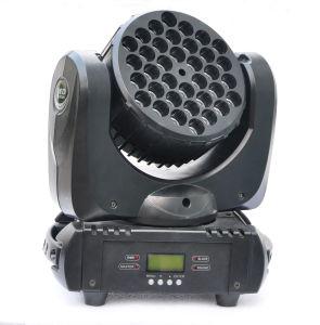 단계 36PCS*3W LED 광속 이동하는 헤드 DJ 장비