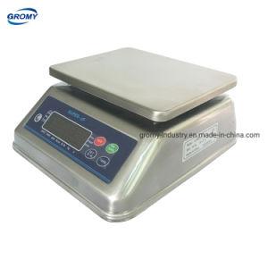 El arroz de Pescado electrónica Báscula 30 kg.