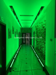 Vello RGBW LED Barra de la etapa de lavado de la luz (LED Slimbar1841)