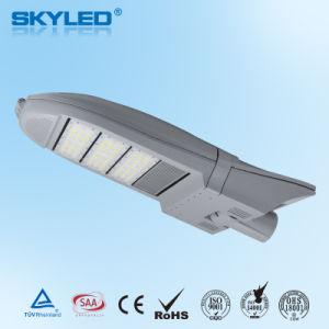 Openlucht LEIDENE Straatlantaarn met 120W de Duurzame Spaanders van de Goede Kwaliteit van het Aluminium