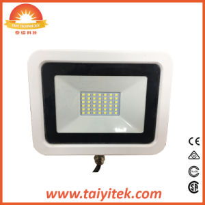 Branca fria de elevada potência Holofote LED 10W-100W