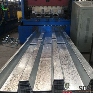 電流を通されたBondeckの床の鋼鉄Deckingシート