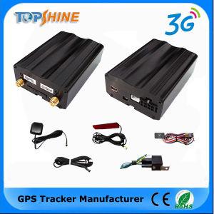 GSM GPS Car автомобиль Tracker с отчет о пробеге Geo-Fencing
