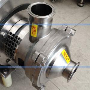 Pompa autoadescante sanitaria dell'acciaio inossidabile utilizzata per la bevanda