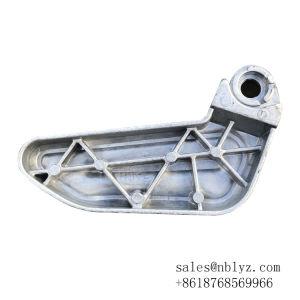 moulage sous pression en aluminium moto couvercle de soupape de culasse du moteur