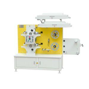 (JR-1221) 3 цветов из рулона в рулон атласная бумага декоративная лента, хлопок ленту, нейлон из тафты и промыть на ярлыке Flexo печатной машины