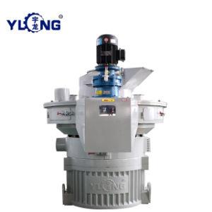 Madeira profissional máquina de moinho de péletes com alta capacidade 1.5-2t/h