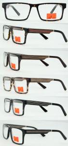 Klassiek Houten Optisch Kader