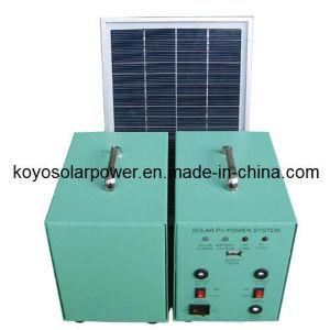 De mini Generator van de ZonneMacht (KY-sps5w-S01)