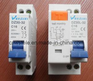 Disjuntor de Corrente Residual (DPNLE, DPN, DZ30LE-32)