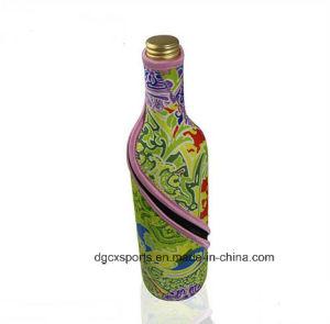 Support du refroidisseur de bière en néoprène de gros sac pour bouteille de vin