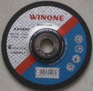 Disco de rectificado (R27A-A)