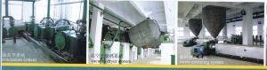 Machine de fibres discontinues de polyester à PSF