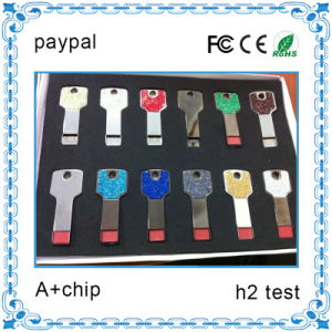 Низкая стоимость Mini USB флэш-диски, USB, металлический ключ USB