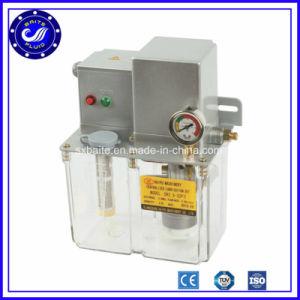 4L 220V CONTROLO PLC do tanque metálico de lubrificação de engrenagens eléctrico Lubrificador de Óleo da Bomba de Óleo