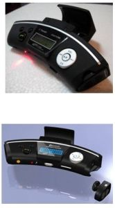 Manos Libres Bluetooth Car Kit con transmisor FM MP3 (BC210)