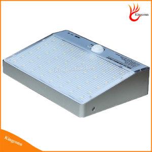 48 LED太陽PIRの人体の動きセンサーライト機密保護屋外ライトIP 65防水600lm無線スマートなランプの太陽壁ライト