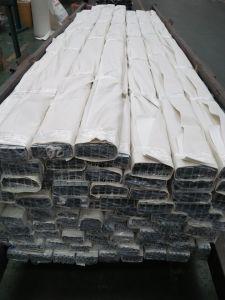 Los perfiles de aluminio anodizado para cristal deslizante con Certificación TUV