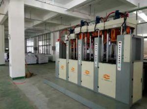 Tr를 위한 수직 단화 발바닥. TPU. 기계를 만드는 PVC