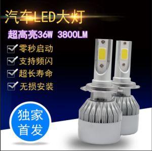 Los faros LED luces LED de faros de coches Tuning Car C6