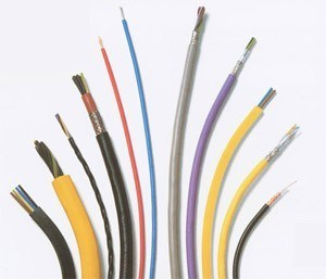 Flry-B высокая температура ПВХ изоляцией кабель для Vechile