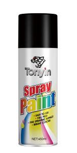 スプレー式塗料、Tonyinからのエーロゾルのペンキ