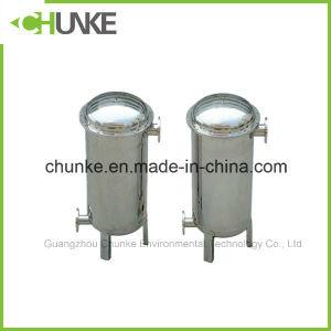 alloggiamento del filtro a sacco dell'acqua di alta qualità 2t/H fatto in Cina