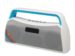 На заводе прямой продажи портативная беспроводная мини-USB MP3 громкоговорителя