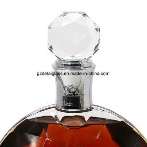 50mm/375ml/500ml/700ml/750ml de Alcoholische drank van /1L/Geesten/de Fles van de Wodka/van de Wisky/van de Rum/van het Glas Water//Brandy/Wine met het Duidelijke en Glas van de Kleur