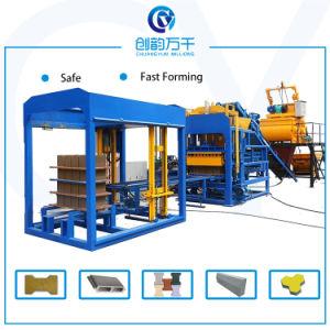Les fabricants de machine à fabriquer des blocs creux4-15 Qt entièrement automatique machine à fabriquer des blocs de béton