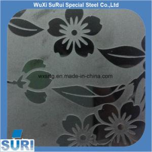 Lo specchio ha impresso lo strato spesso dell'acciaio inossidabile di 2mm