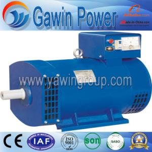 電力源として照明に使用するか、または緊急時5kw Stcの交流発電機の三相発電機