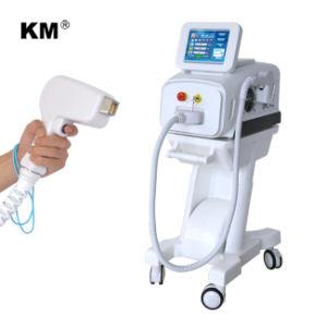 Medisch Ce Draagbare 10/Bars 808 Machine 808nm van de korting van de Verwijdering van het Haar van de Laser Epilator de Laser van de Verwijdering van het Haar van de Laser van de Diode