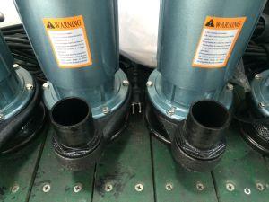 Электрический водяной насос на полупогружном судне, погружение водяной насос, Qdx насоса