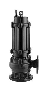 Les boues de la pompe de lisier de haute qualité des eaux usées de la pompe à eau centrifuge verticale de la pompe à eau électrique