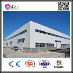 Estructura de acero enmarcado / Industrial nave de almacenamiento / Taller / Almacén / garaje