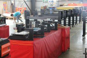 Audley 완전히 자동적인 디지털 최신 포일 인쇄 기계 3050c