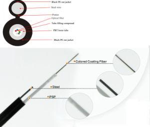 De fabriek Gyxtc8y figuur de Enige Kabel van de Optische Vezel van Wijze 8