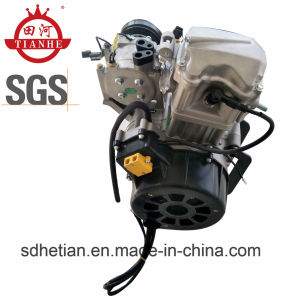 Certificat ISO9001 60V refroidi par eau à bas régime de sortie CC générateur magnétique de l'extension de gamme