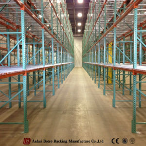 Entrepôt de stockage en acier fil Prix palette Étagère de racks