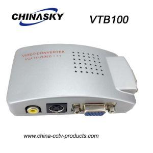 VGA à convertisseur de vidéo BNC pour le système de vidéosurveillance (VTB100)