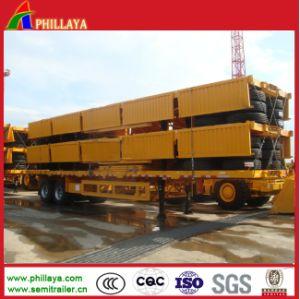 반 3axle 40ton 트럭 측벽 벌크 수송 화물 트레일러