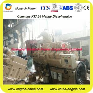 De Dieselmotor van Cummins Kta38 voor Marine voor Hete Verkoop