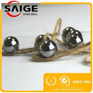 Alta precisión de 1,2 mm 100CR6 AISI52100 esfera de acero cromado