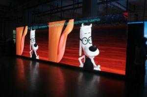 La Chine haut de gamme d'usine P3 Affichage LED souple