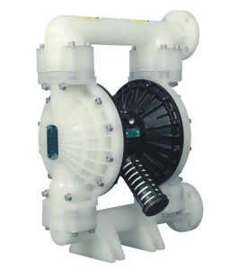 Pressluftbetätigte Membranpumpe Rd-50 PVDF