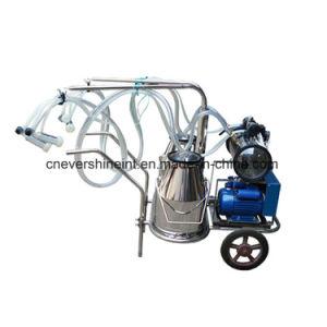 ヤギのための携帯用電気またはガソリン真空ポンプ搾り出す機械