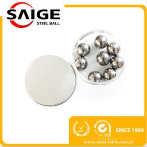 G200 25,4mm Inoxidable AISI 304 bola