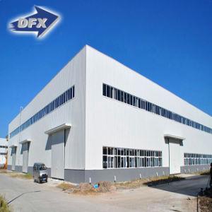 Быстрое строительство завода металлической раме модульной структуры стали практикум здание